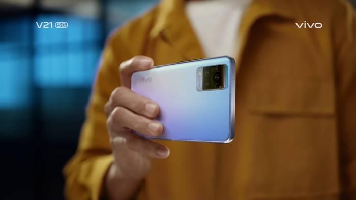 Blind Pre-order Dibuka, Konsumen Indonesia Bisa Pesan Vivo V21 5G