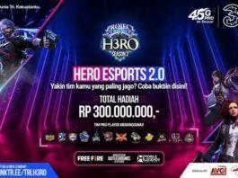 H3RO Esports Tournament Tri Indonesia