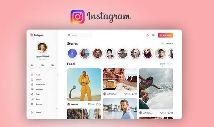 Posting Foto dan Video di Instagram Bisa Langsung dari Desktop