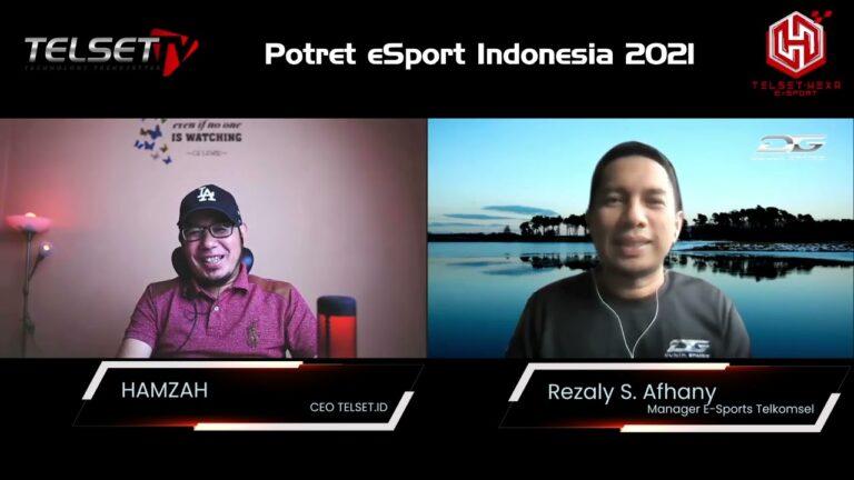 NGORBIT – Potret eSport Indonesia 2021