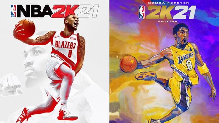 NBA 2K21 Gratis di Epic Games Store, Buruan Download!