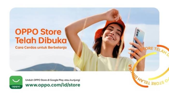 Oppo Store Indonesia