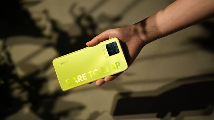 Realme 8 Pro Illuminating Yellow Indonesia