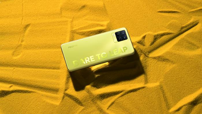 Realme 8 Pro Illuminating Yellow Dijual di Indonesia, Segini Harganya
