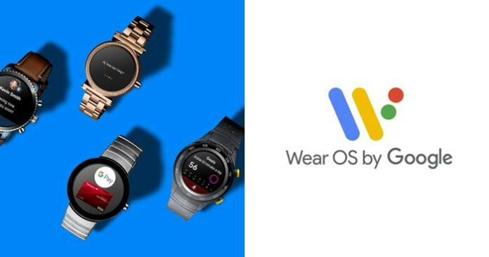 Google Wear OS 3
