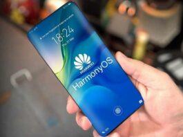 Update Smartphone Huawei HarmonyOS 2.0
