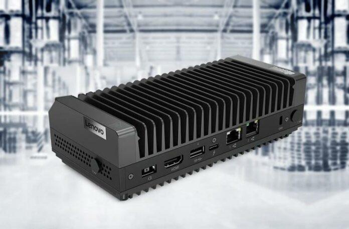Lenovo ThinkEdge SE30 SE50 Komputer Edge