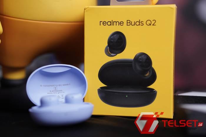 Review Realme Buds Q2: Desain Cantik, Kualitas Suara Apik