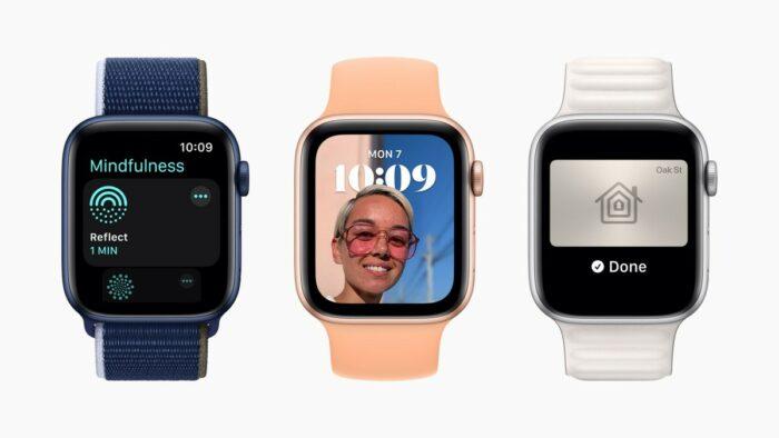 Fitur Apple Watch watchOS 8