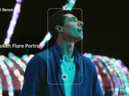 Fitur kamera Oppo Reno6 Bokeh Flare Portrait