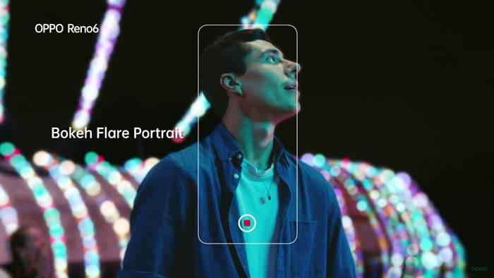 Mengenal Bokeh Flare Portrait, Fitur Kamera Baru di Oppo Reno6