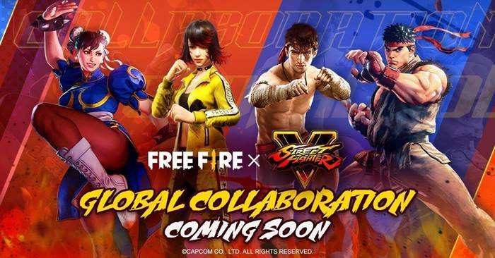 Dua Karakter Ikonik Street Fighter V Segera Hadir di Free Fire