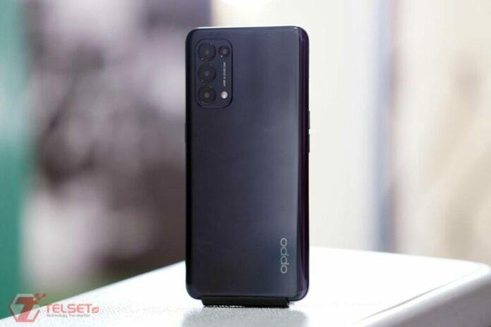 HP Oppo 5G Indosat