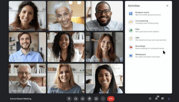 Google Meet akan Punya Fitur Live Streaming di YouTube