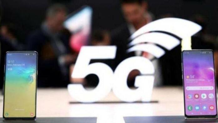 Pertumbuhan HP 5G Vivo Samsung