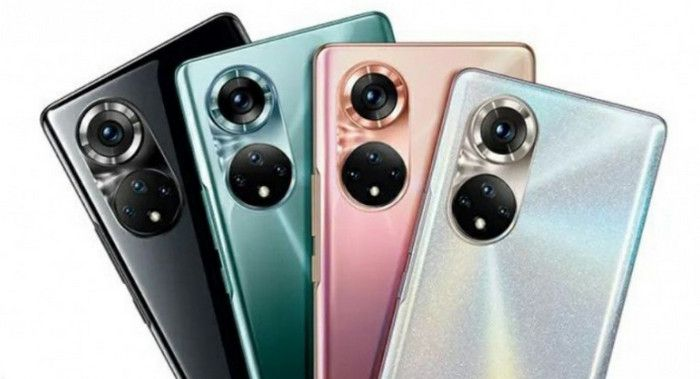 Tampang Honor 50 Terungkap, Ada Dua Modul Kamera Mirip Huawei