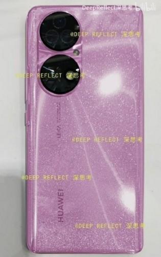 Huawei P50 Pink