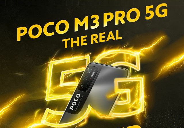 Spesifikasi dan Harga Resmi Poco M3 Pro 5G di Indonesia