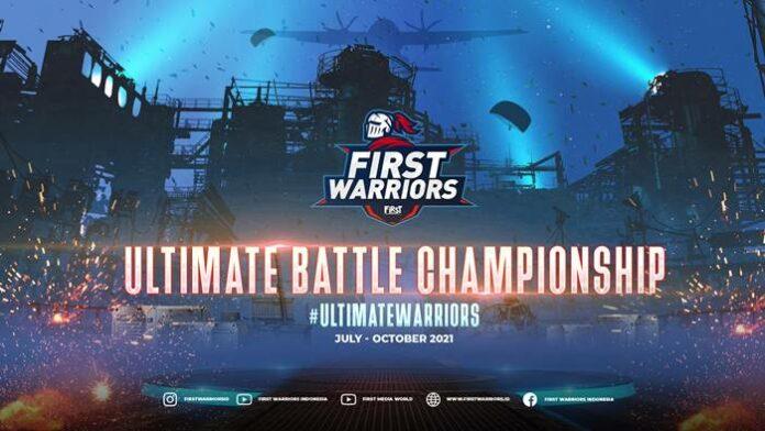 Turnamen eSport First Media First Warriors