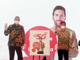 Layanan 5G Indosat