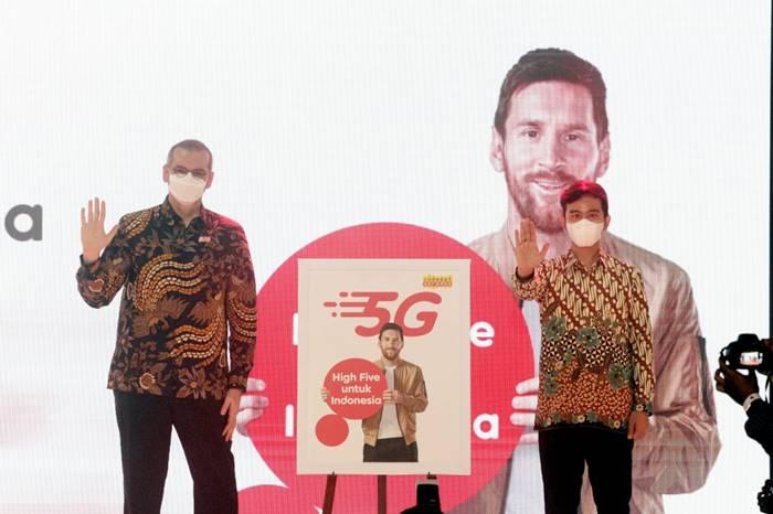 Layanan 5G Indosat Resmi Diluncurkan, Kota Solo yang Pertama