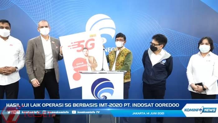 Indosat Dapat Izin Gelar Layanan 5G Komersial di Indonesia