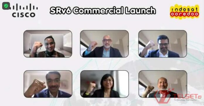 Indosat SRv6 5G