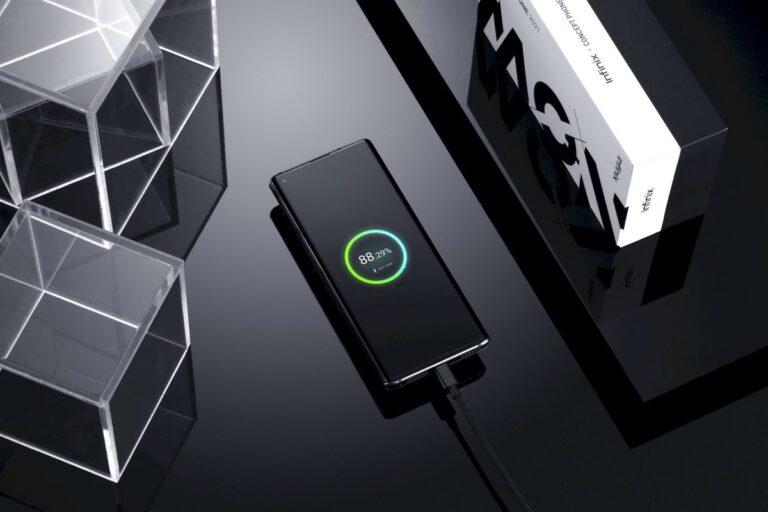 Canggihnya Infinix Concept Phone 2021, Ngecas 100% Cuma 10 Menit!
