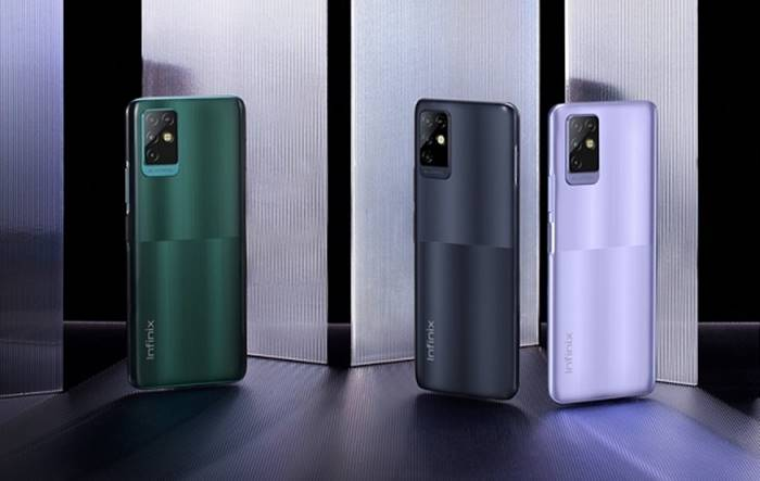 Infinix Note 10 HP terbaru