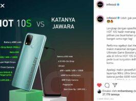 Infinix Xiaomi Instagram