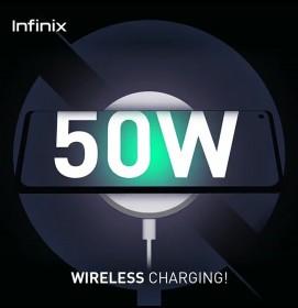 Infinix Zero X Fast Charging 160W