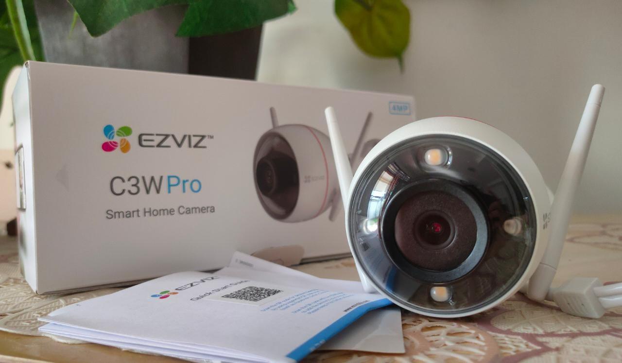 Kamera CCTV Outdoor Ezviz C3W Pro