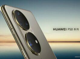 Kamera Huawei P50 Pro Pro+