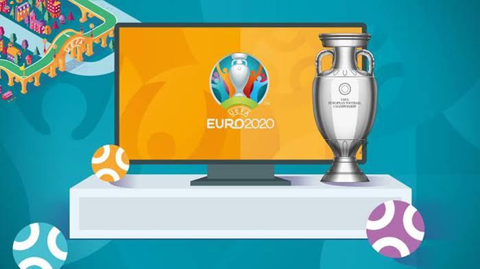 Link Live Streaming Piala Eropa di Mola TV, Jadwal Lengkap Euro 2021