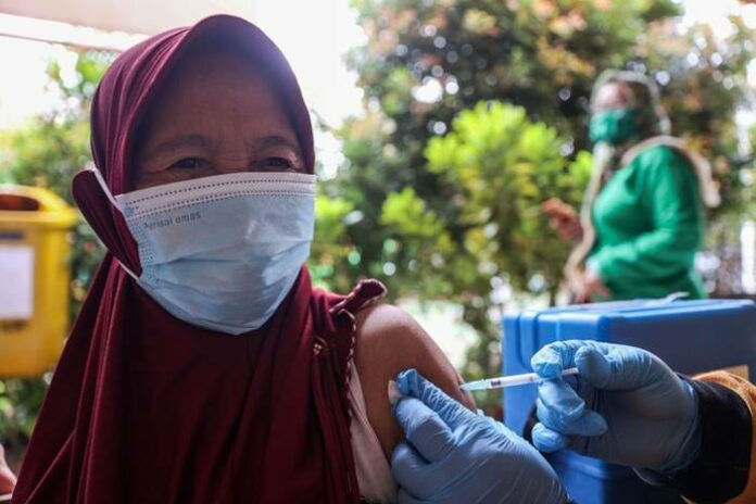 Lokasi vaksin Covid-19 Tangerang Selatan