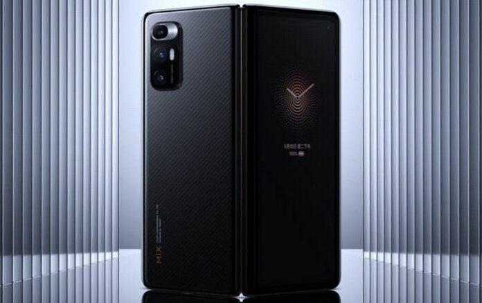 Ponsel lipat Xiaomi