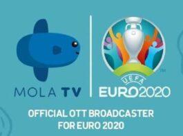 mola tv euro 2020