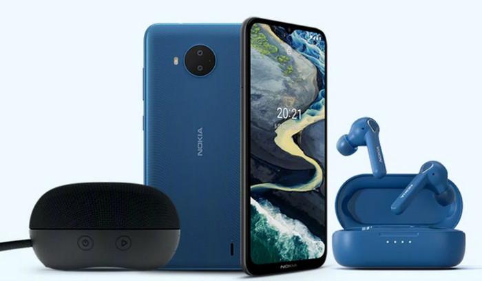 Spesifikasi Nokia C20 Plus