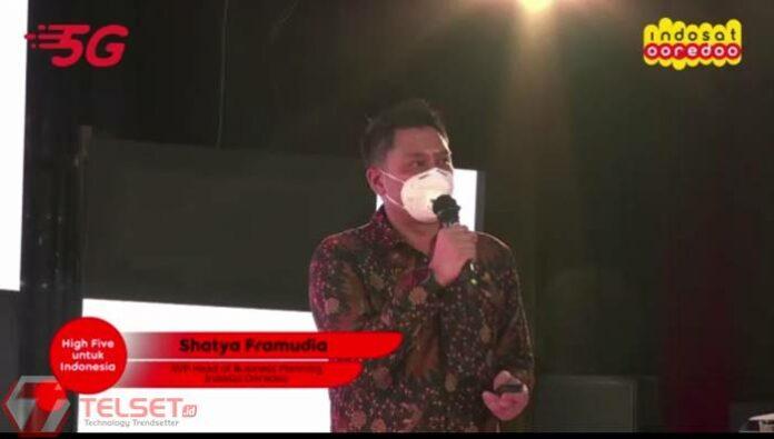 Paket Internet 5G Indosat Ooredoo