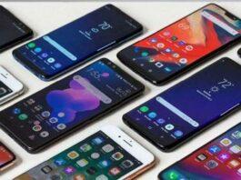 Pengiriman smartphone 2021