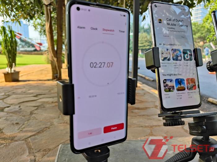 Ngetes Kecepatan 5G, Download Game COD Mobile Cuma 2 Menit