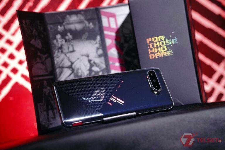 Review Asus ROG Phone 5: HP Gaming Kelas Wahid, No Debat!