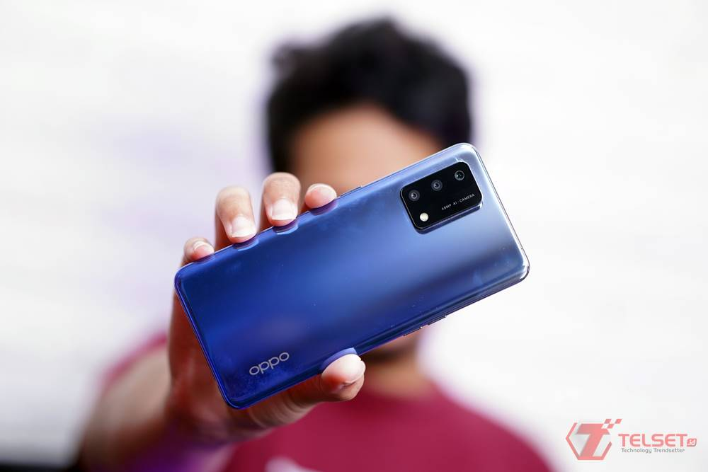 Review Oppo A74