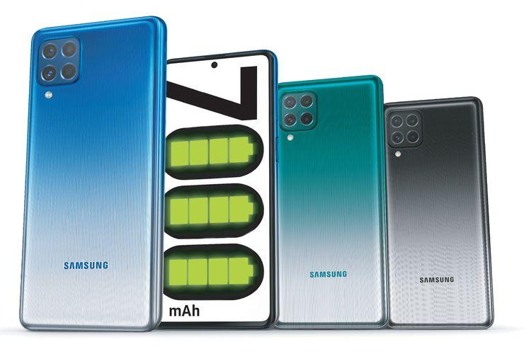 Samsung Galaxy M62 Tiba di Indonesia, Ditenagai Baterai 7.000 mAh