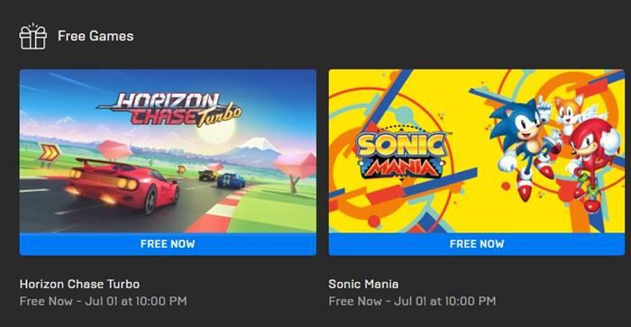 game gratis epic games