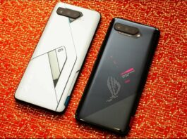 Asus ROG Phone 5 Indonesia