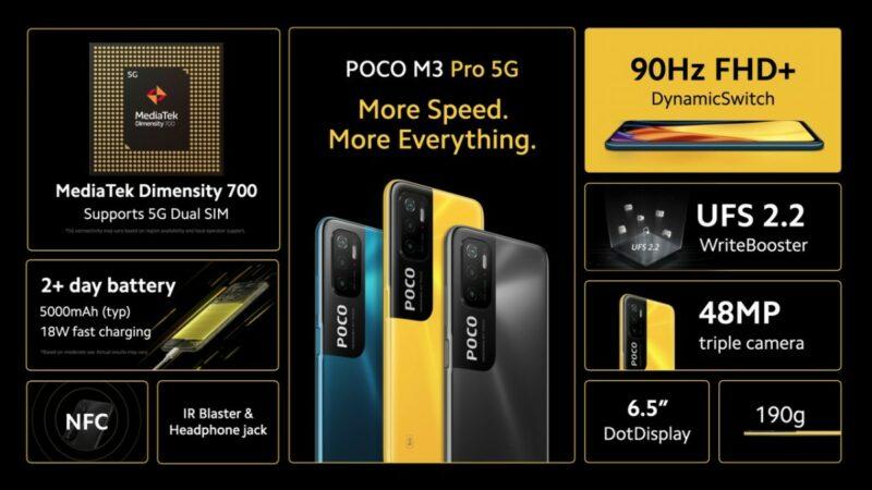 Poco M3 Pro 5G Indonesia