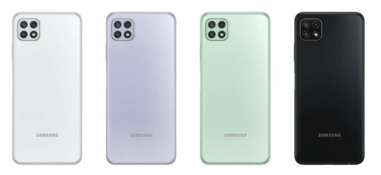 Galaxy A22 5G Diluncurkan, HP 5G Termurah dari Samsung