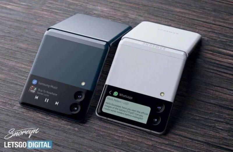 Spesifikasi Harga Samsung Galaxy Z Flip3
