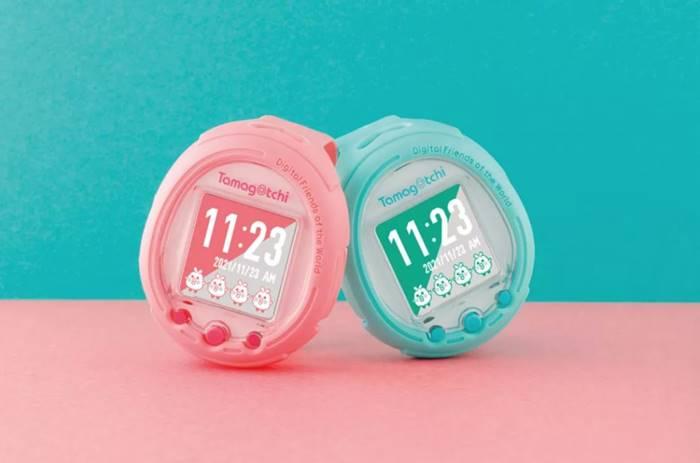 Tamagotchi Tampil Lebih Modern, Kini Berbentuk Smartwatch